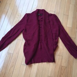 The Limited Open Front Sweater